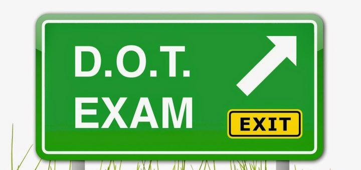DOT Exams