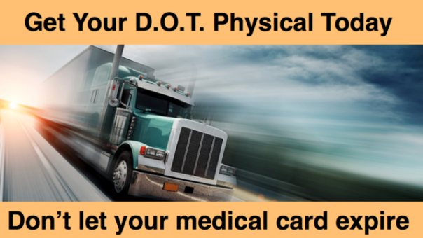 How Much Does It Cost To Get A Cdl >> get your dot today - Med-Test of Connecticut